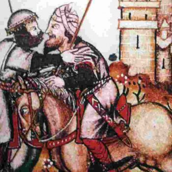 Guerra tra cristiani e musulmani, ne La Ribellione di Espadán
