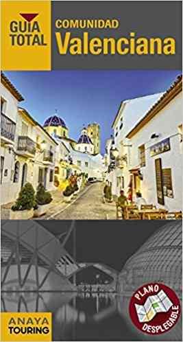 Guida Turistica Anaya Comunità Valenciana, Spagna. Zona della Ribellione di Espadán