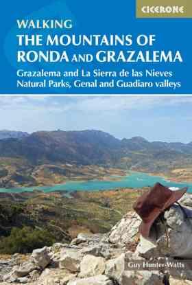 Sentieri Montagne, Sierra di Grazalema, Ronda Andalusia Spagna