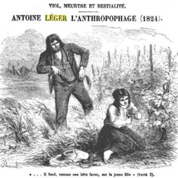 Antoine Léger: assassino