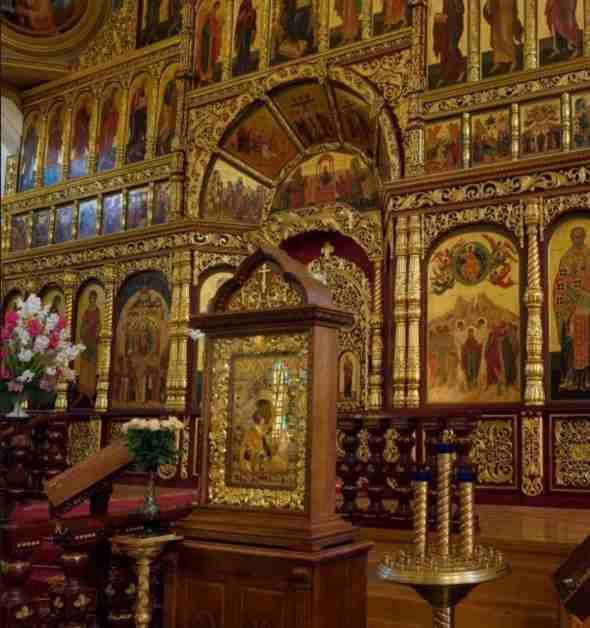 Cattedrale dell'Ascensione: interno