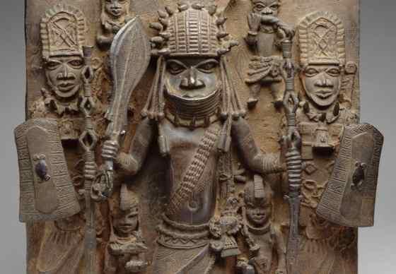 Museo africano: Bronzi Benin