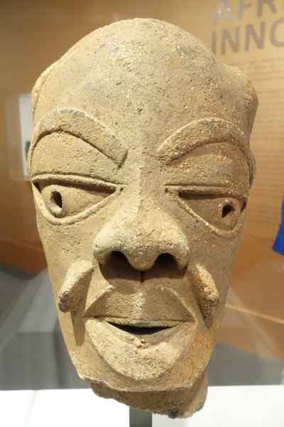 Arte africana: Nok