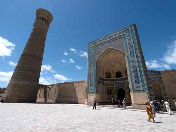 Via della Seta, Bukhara